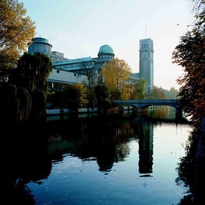 Deutsches Museum – немецкий технический музей на Изаре