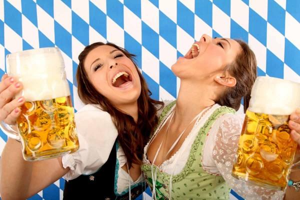 Баварский праздник пива для всего мира